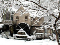 Winter At The Mill-C01
